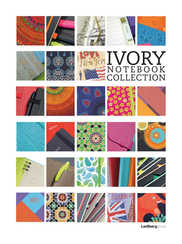 Ivory Notebook Collection